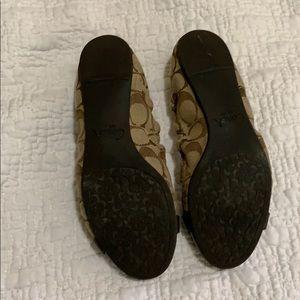 Coach Shoes - Coach flats